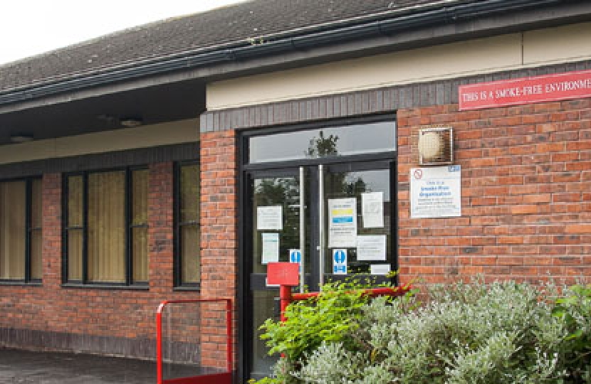 Andrea Jenkyns MP Wrenthorpe Surgery