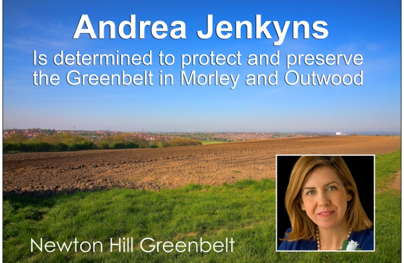 Build more homes, while protecting the green belt