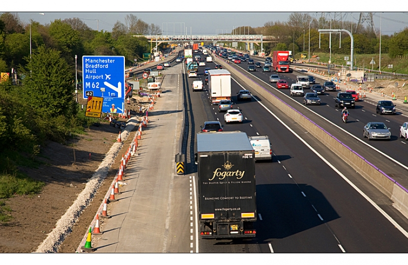MI motorway upgrade near completion