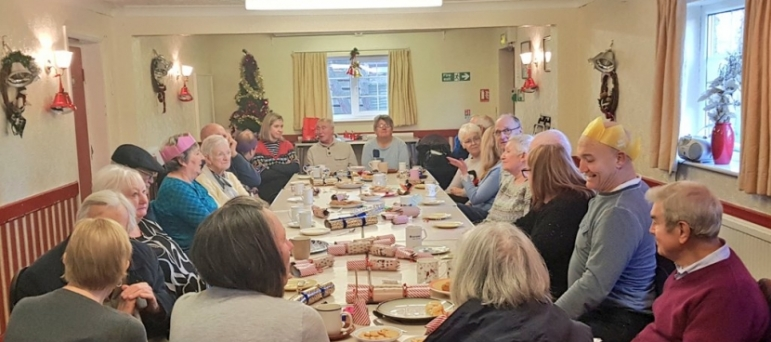 Memory Cafe in Outwood