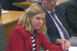 Andrea Jenkyns MP PPS Leave
