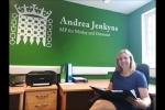 Embedded thumbnail for Andrea Jenkyns on the Withdrawal Agreement