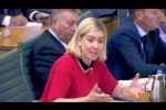 Embedded thumbnail for Andrea Questions Brexit Secretary in Parliament