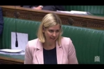 Embedded thumbnail for Andrea asks the Home Secretary to Meet and Discuss Knife Crime in Our Area